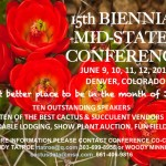 15th Annual Biennial Mid-States Conference