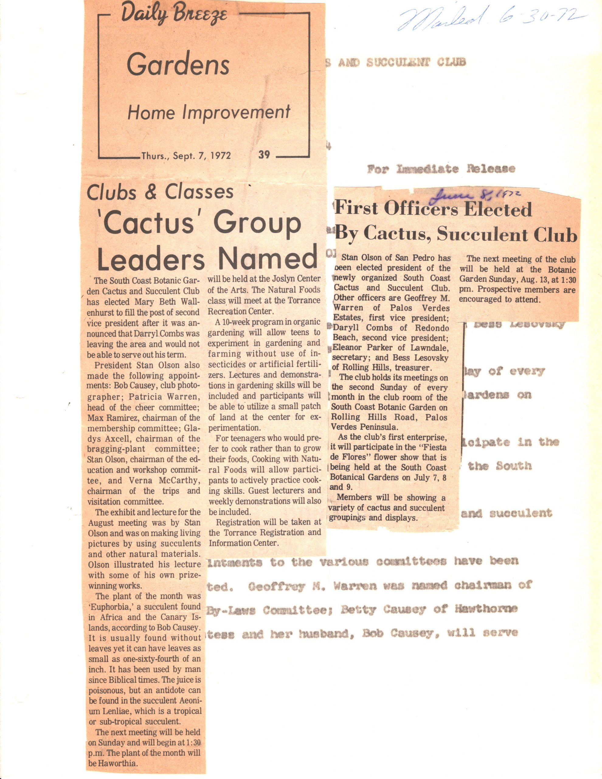 SCCSS-Cuttings-1972-09-07