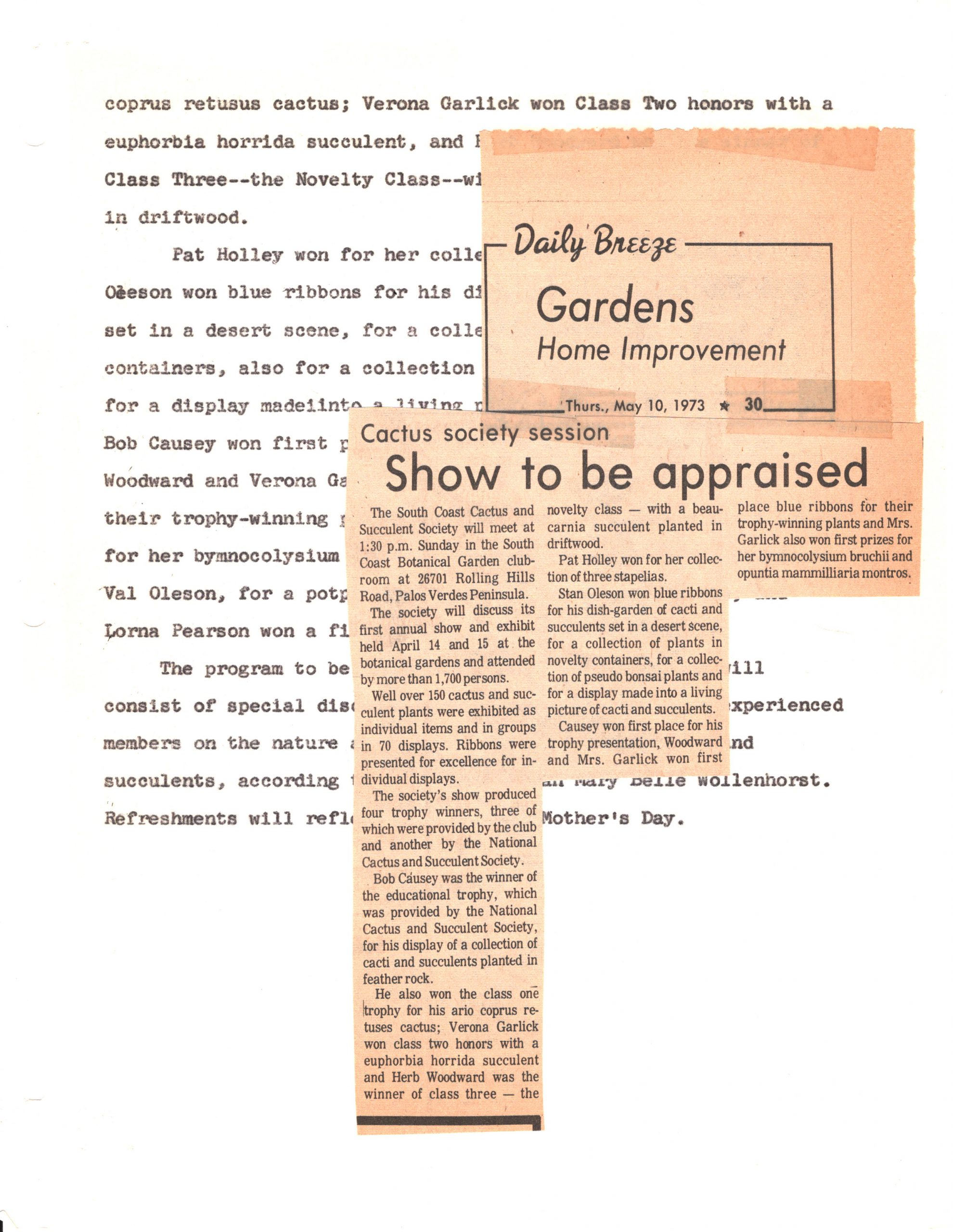 SCCSS-Cuttings-1973-05-10