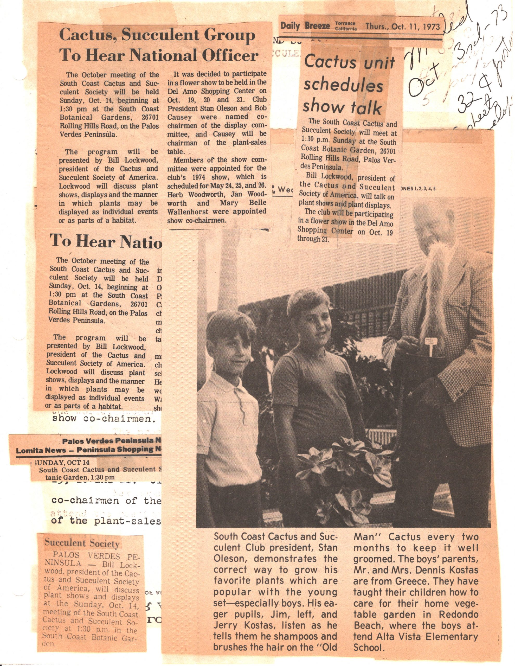SCCSS-Cuttings-1973-10-11