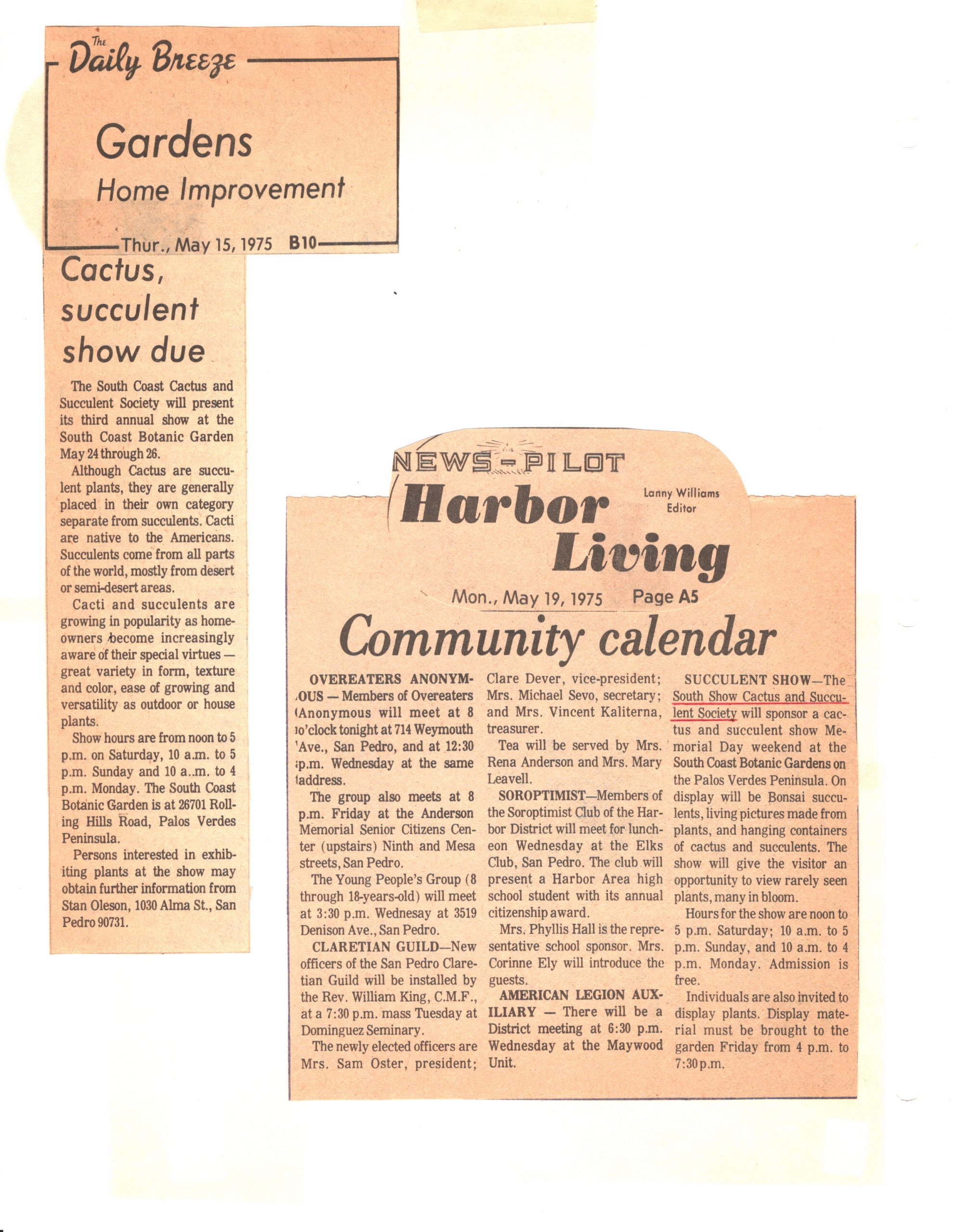 SCCSS-Cuttings-1975-05-15