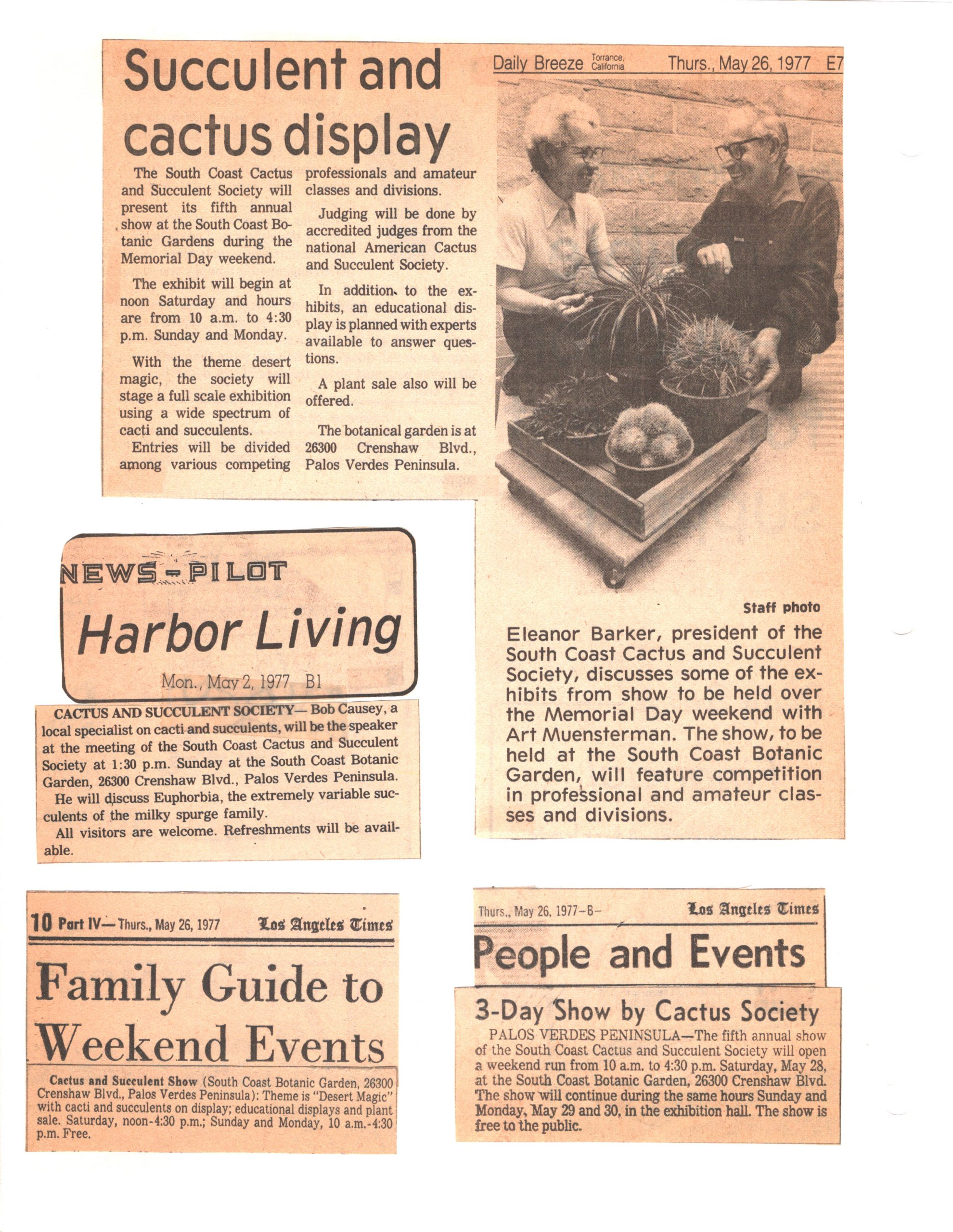 SCCSS-Cuttings-1977-05-26